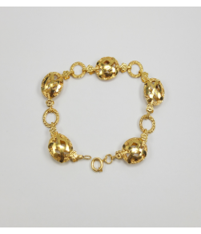 BRACELET YELLOW GOLD