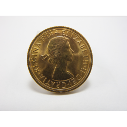 CURRENCY GOLD POUND
