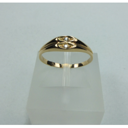 RING YELLOW GOLD CHILD