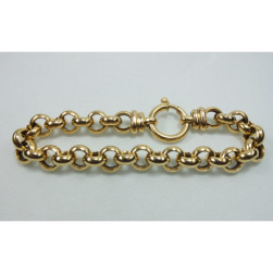 BRACELET YELLOW GOLD