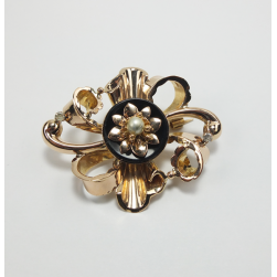 BROOCH GOLD