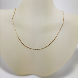 CORD WITH YELLOW GOLD