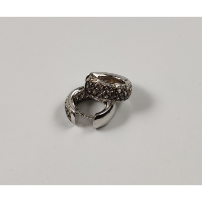 RINGS IN WHITE GOLD WITH BRILLIANT