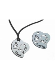 PASTE SILK C/ MEDAL-SILVER - MOM PASSION