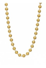 NECKLACE SILVER BALLS VIANA F. A.