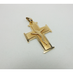 CROSS YELLOW GOLD