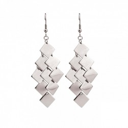 EARRINGS HASSU MAGIC SQUARE GARDEN