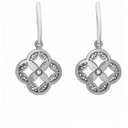 EARRINGS SILVER - AGNES